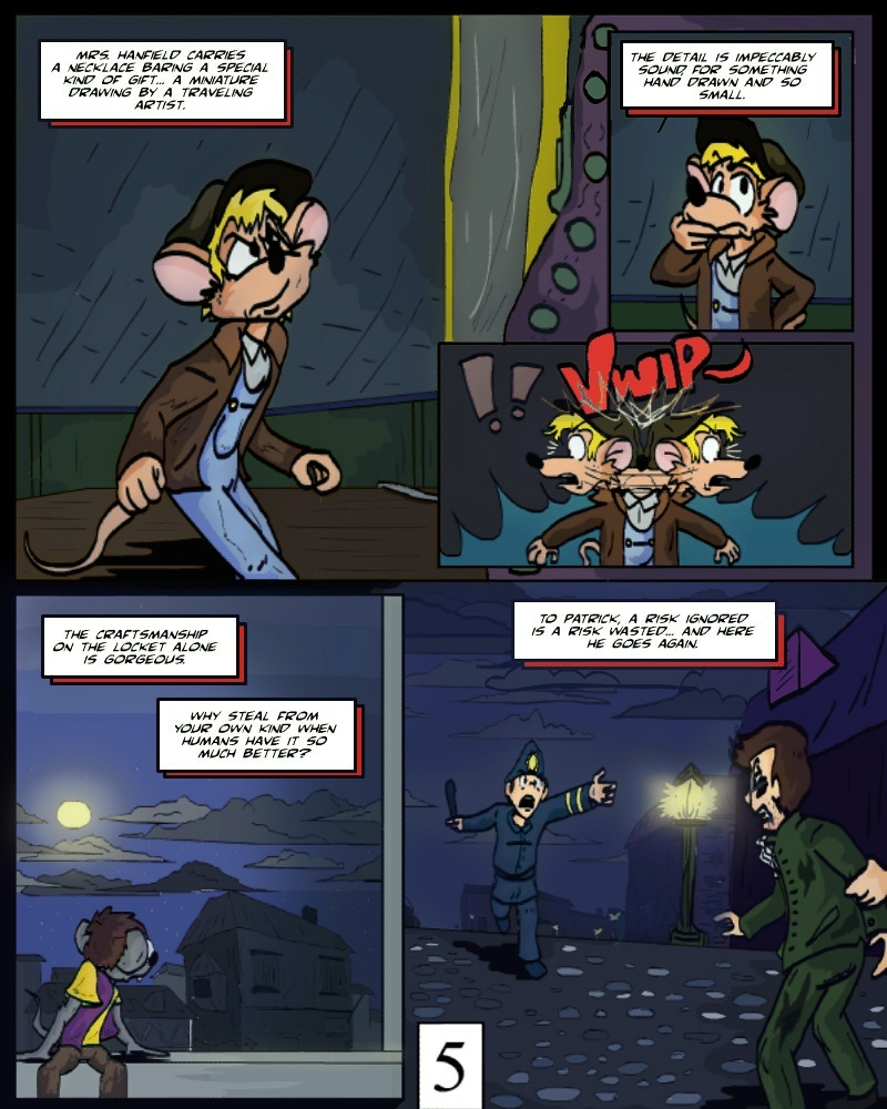 Issue 1, page 5