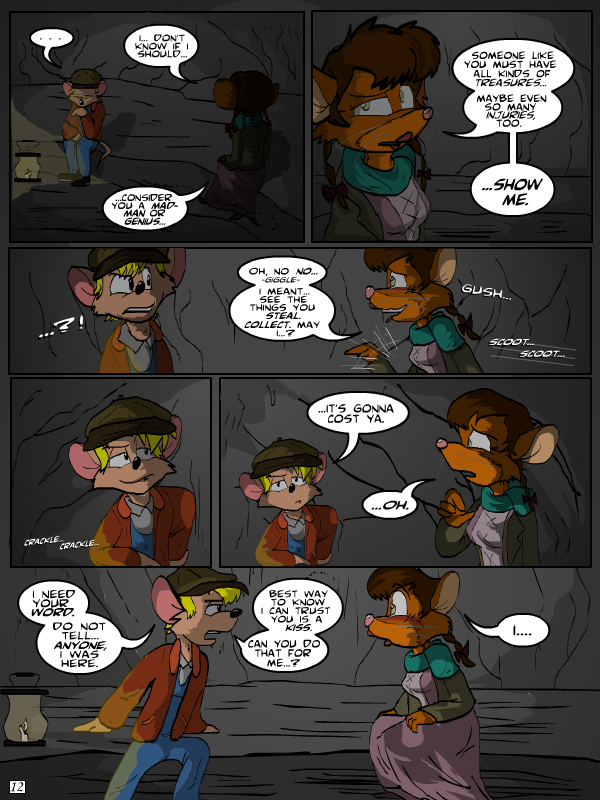 Keeping Up Appearances, page 12
