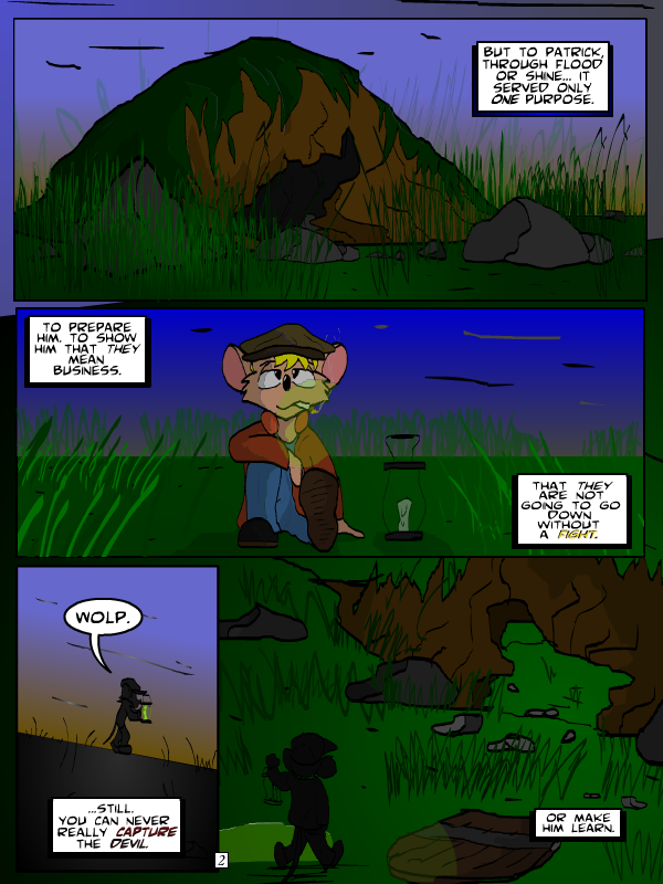 Keeping Up Appearances, page 2