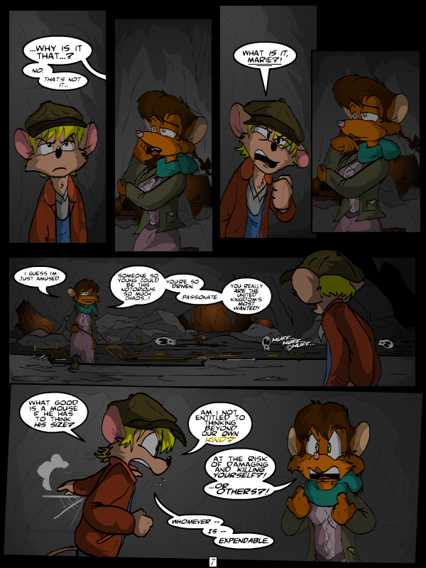 Keeping Up Appearances, page 7