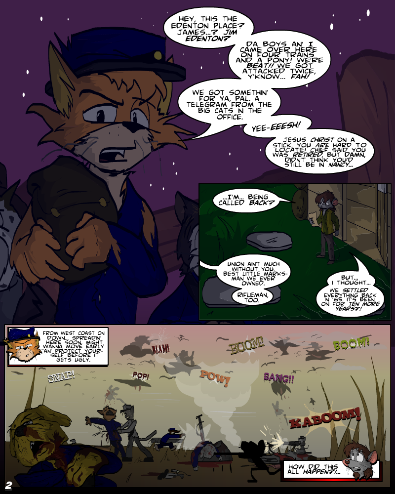 Issue 5, page 2