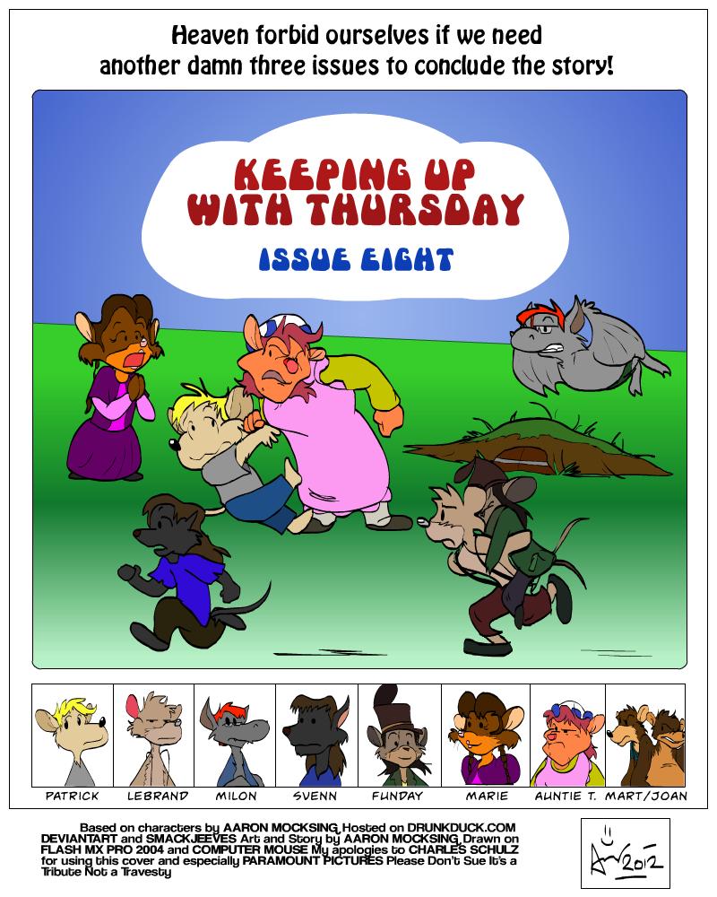 Throwback Thursday: Original Cover